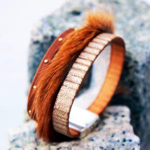 Springbock Armband BS11
