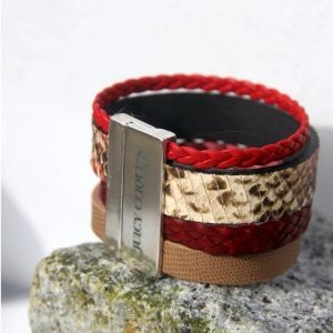 Springbock Armband BS14