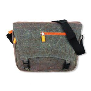 Beadbags Umhängetasche aus Moskitonetzmaterial NET6 Vorne