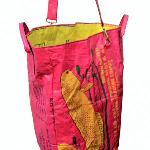 Beadbags Crispy Laundry Sacs with shoulder strap Laundb. ink. Gurt