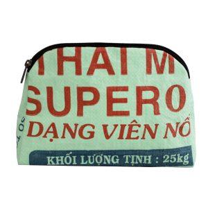 Ri29 Kulturtasche klassisch Beadbags Crispy nachhaltig und fair