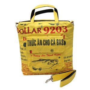Ri2 Beadbags Crispy praktische, leichte Umhängetasche nachhaltig und fair