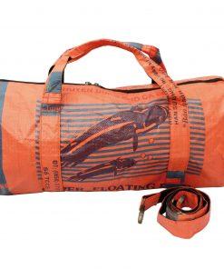 Upcycling beadbags Tragetasche aus recyceltem Reissackmaterial gefertigt in Kambodscha 23ccc
