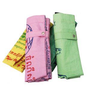 Ri6 Beadbags Crisby Einkaufsbeutel, faltbar, nachhaltig und fair