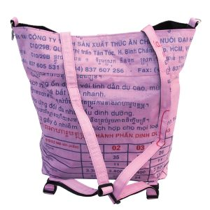 Rucksack-Beadbags Crispy nachhaltig und fair