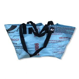 Beadbags Multifunktionstragetasche Groß aus recycelten Reissack Ri42
