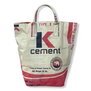 Beadbags Wäschesack aus recycelten Zementsack CRL25 01