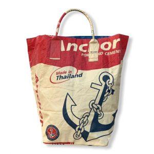 Beadbags Wäschesack aus recycelten Zementsack CRL25 02