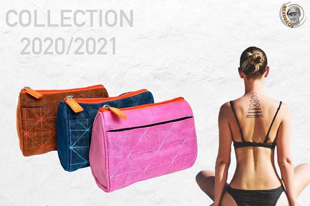 Beadbags Collection Upcycling Net Kosmetik