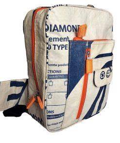 Beadbags Cr1 blau Upcycling Zement 1
