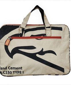 Beadbags-Laptop-Tasche-Zement-blau-CR13-Upcycling-1a