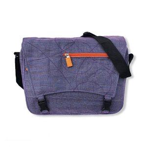 Beadbags Upcycling Schultertasche Ri6