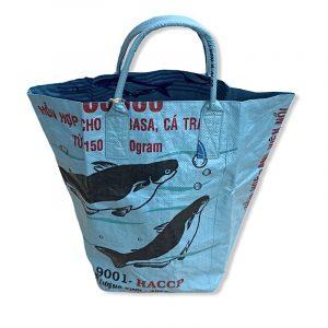 Beadbags Universaltasche Wäschesack small 9.2 hellblau vorne