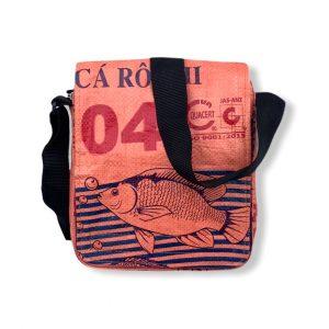 Schultasche Orange Vorne Ri10