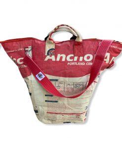 Beadbags Wäschesack Zementsack-, Reissackmaterialmix CRL25 Vorne