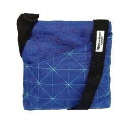 Beadbags Upcycling Schultertasche NET11