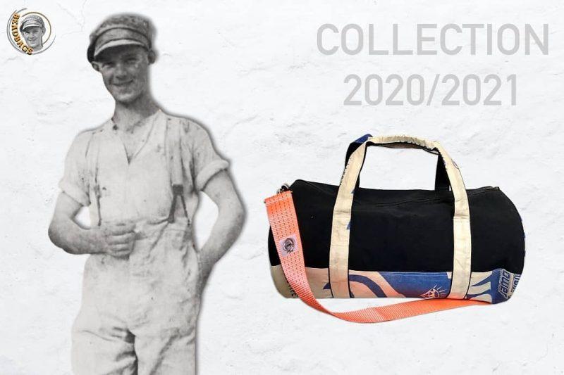 Beadbags Upcycling Collection Kunstleder