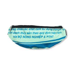 aBeadbags Gürteltasche aus recycelten Reissack Ri76