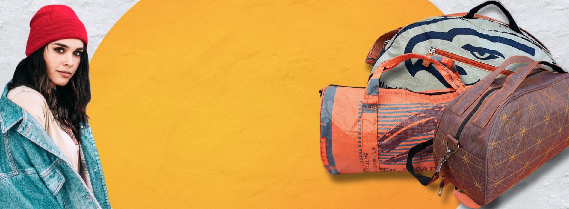 Beadbags Reisetaschen Kategorie Block Beadbags