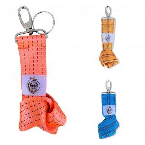 Beadbags Tampenjan Schlüsselanhänger knoten aus recycelten Hochseespanngurten [Varianten]