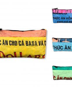 Beadbags Federmäppchen aus recycelten Reissack Ri19 [Varianten]
