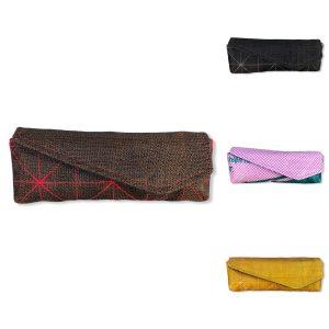 Beadbags Brillenetuis aus recycelten Materialien | Beadbags