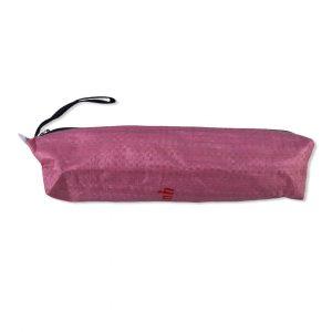 Beadbags Federmäppchen aus recycelten Reissack Ri72 Rosa vorne